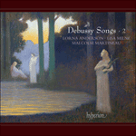 Debussy: Songs, Vol. 2
