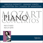 Mozart: Piano Concertos Nos 17 & 27