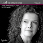Liszt: The Complete Songs, Vol. 2 - Angelika Kirchschlager