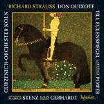 Strauss: Don Quixote & Till Eulenspiegel