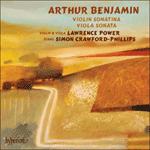 Benjamin (A): Violin Sonatina & Viola Sonata