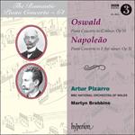 Oswald & Napoleão: Piano Concertos