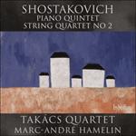 Shostakovich: Piano Quintet & String Quartet No 2
