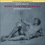 Bach (CPE): Württemberg Sonatas