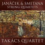 Janáček & Smetana: String Quartets