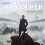 Schubert: Der Wanderer & other songs