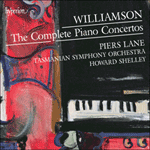 Williamson: The Complete Piano Concertos