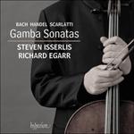 Bach, Handel & Scarlatti (D): Gamba Sonatas