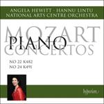 Mozart: Piano Concertos Nos 22 & 24