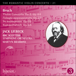 Bruch: Violin Concerto No 2 & other works