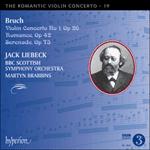 Bruch: Violin Concerto No 1 & other works