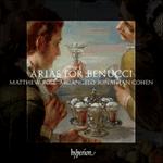 Arias for Benucci
