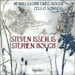 Mendelssohn, Grieg & Hough: Cello Sonatas