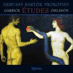 Debussy, Bartók & Prokofiev: Études
