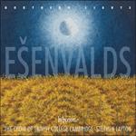 Ešenvalds: Northern Lights & other choral works