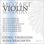 Mozart: Violin Sonatas K305, 376 & 402