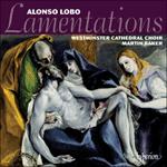 Lobo: Lamentations & other sacred music