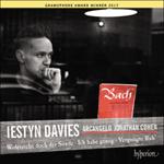 Bach: Cantatas Nos 54, 82 & 170