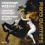 Friedman & Różycki: Piano Quintets