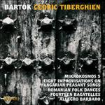Bartók: Mikrokosmos 5 & other piano music