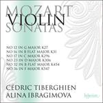 Mozart: Violin Sonatas K296, 306, 454 & 547