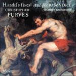 Handel: Handel's Finest Arias for Base Voice, Vol. 2