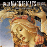 Bach, Bach (JC) & Bach (CPE): Magnificats