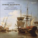 Haydn: String Quartets Opp 54 & 55