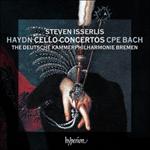 Haydn & Bach (CPE): Cello Concertos