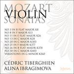 Mozart: Violin Sonatas K303, 377, 378 & 403