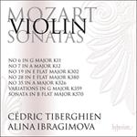 Mozart: Violin Sonatas K302, 380 & 526