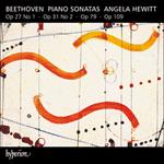 Beethoven: Piano Sonatas Opp 27/1, 31/2, 79 & 109