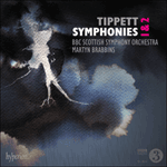 Tippett: Symphonies Nos 1 & 2