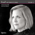 Liszt: The Complete Songs, Vol. 6 - Julia Kleiter