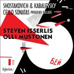 Shostakovich & Kabalevsky: Cello Sonatas