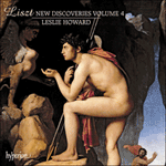 Liszt: New Discoveries, Vol. 4