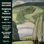 Vaughan Williams: Symphonies Nos 3 & 4