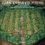 Esquivel: Missa Hortus conclusus, Magnificat & motets