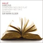 Sibelius: Symphonies Nos. 5, 7 & En Saga