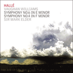 Vaughan Williams: Symphonies Nos 4 & 6
