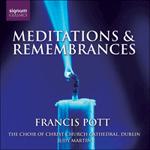 Meditations & Remembrances