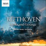 Beethoven: Lieder und Gesänge