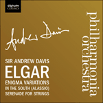 Elgar: Enigma Variations, In the South & Serenade for strings