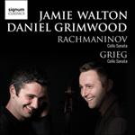 Rachmaninov: Cello Sonata & Grieg: Cello Sonata