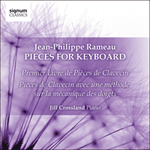 Jean-Philippe Rameau: Music for Keyboard