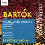Bartók: The Miraculous Mandarin & other works
