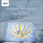 Park: Footsteps; Talbot: Path of Miracles
