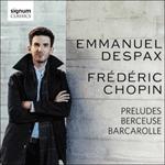 Chopin: Preludes / Berceuse / Barcarolle