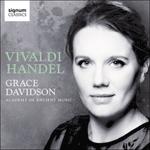 Handel: Silete venti; Vivaldi: Nulla in mundo pax sincera