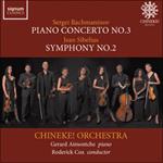 Rachmaninov: Piano Concerto No. 3 - Sibelius: Symphony No. 2